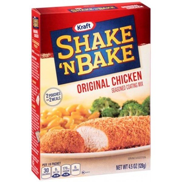 Shake 'N Bake Original Chicken 4.5oz (128g)
