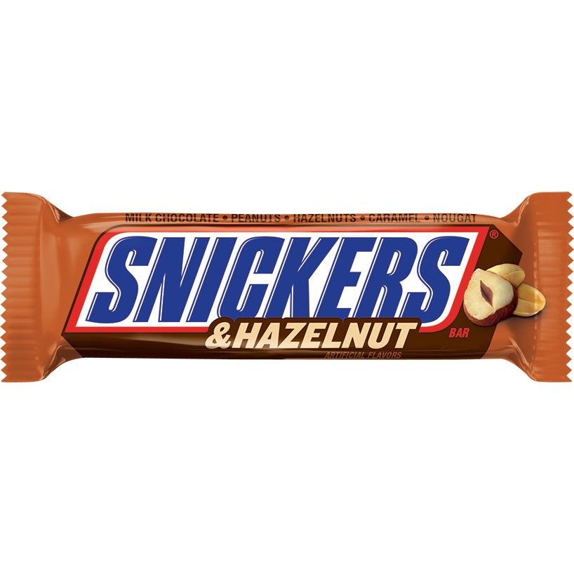 Snickers Hazelnut (USA Edition) - A Taste of the States