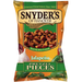Snyder's Pretzel Pieces - Jalapeno (125g) - A Taste of the States