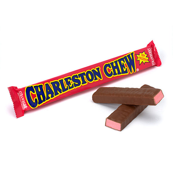 Charleston Chew Strawberry (1.87oz) - A Taste of the States