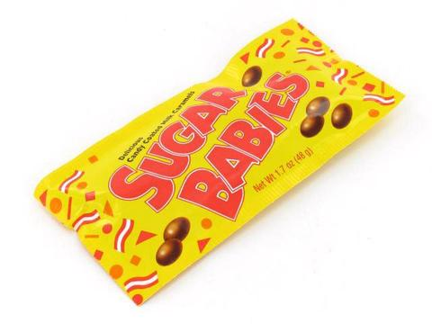 Charms Sugar Babies (1.7oz)