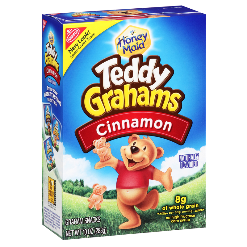 Nabisco Teddy Grahams: Cinnamon (10oz)