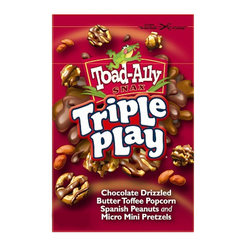 Toad Alley Triple Play (85g) - A Taste of the States