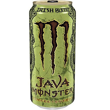 Monster Java Irish Blend 15fl.oz (443ml) - A Taste of the States