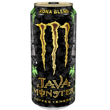 Monster Java Kona Blend 15fl.oz (443ml) - A Taste of the States