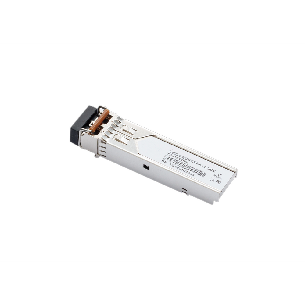 1.25Gb/s 120Km 1550Nm Cwdm Sfp Transceiver