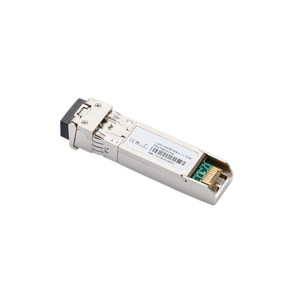 1.25Gb/s Dwdm 80Km Ch17 Sfp Transceiver SWEDISH TELECOM OPTO, CISCO ,ARISTA , ALCATELL, DLINK, EXTREME, HP, H3C,