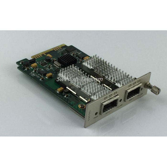 10G 1R Oeo Converter Local Card With Fan Repeater Xfp To Converters