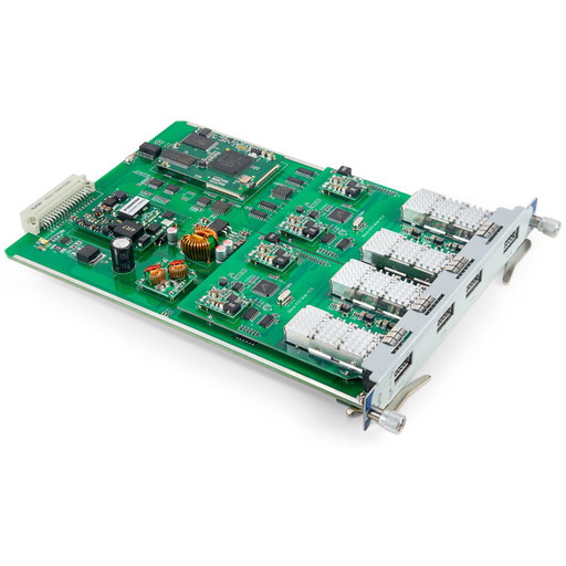 1U Management 2-Channel Xfp To Oeo Converter Card Cwdm Mux Demux