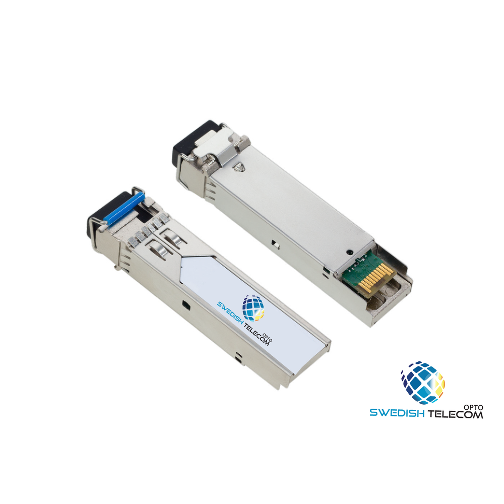 Sfp 1000Base-Zx Cwdm 80Km 1290~1650Nm