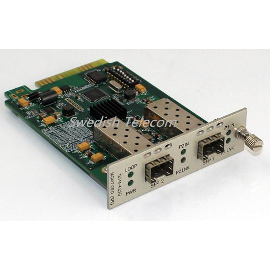 125M~4.25G Oeo Converter Local Card 3R Repeater Sfp To/from Managed Media Converters