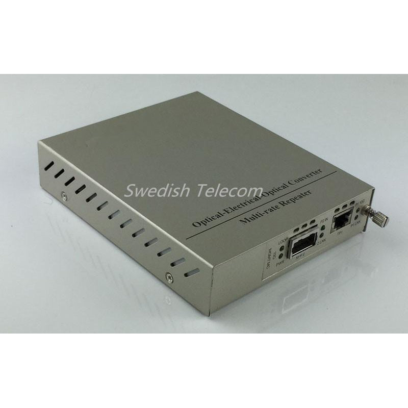 10G Media Converter Sfp+/xfp To Utp Standalone(Can Not Be Remote Managed) Converters