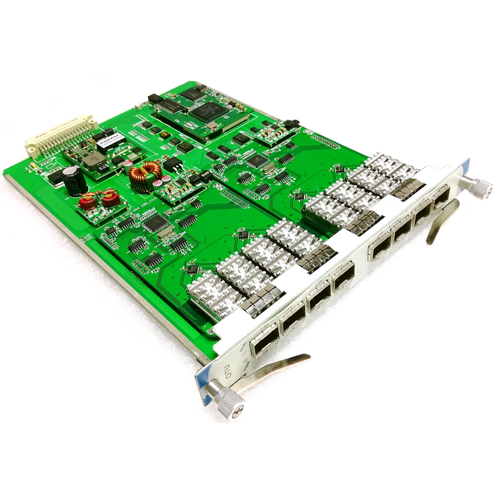 1U Management 4-Channel | Sfp To Oeo Converter Card Cwdm Mux Demux
