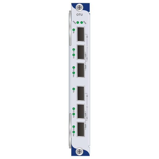 Redundant Multi-Rate Dual Transponder Cwdm Mux Demux