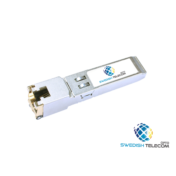 10G BASE-T Copper SFP+ Transceiver SFP-10G-T