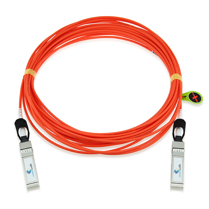 10G SFP+ Active Optical Cable AOC 15M (49ft)