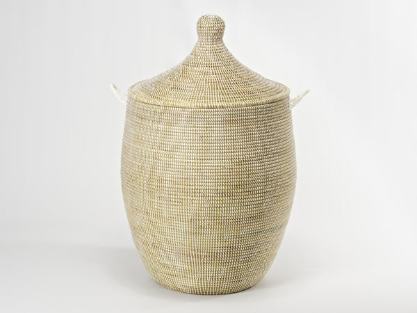 Artisanne Alibaba Laundry Basket Natural