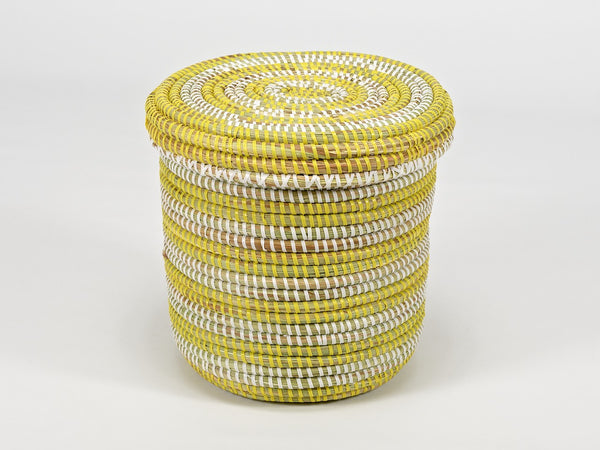 small-round-storage-basket-yellow