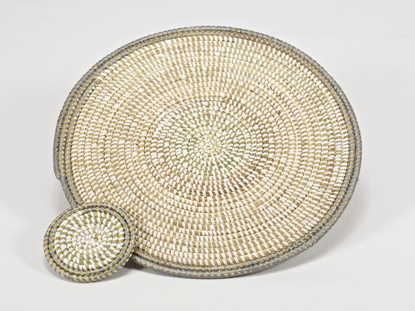 Handwoven Placemats and Coasters - Trade