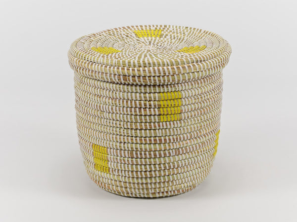 Small Round Storage Basket