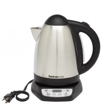 Bonavita 1.7L Digital Variable Temperature V Spout Kettle
