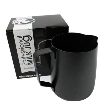 Rhinowares Teflon Milk Pitcher - 600ml/20oz