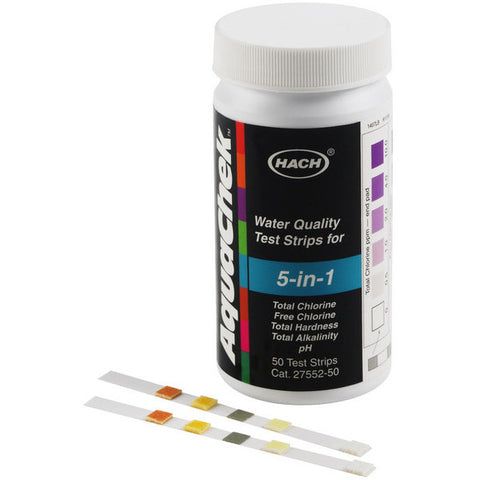 Water Quality Test Strip