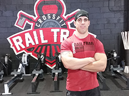 Mike Burnes CrossFit Rail Trail
