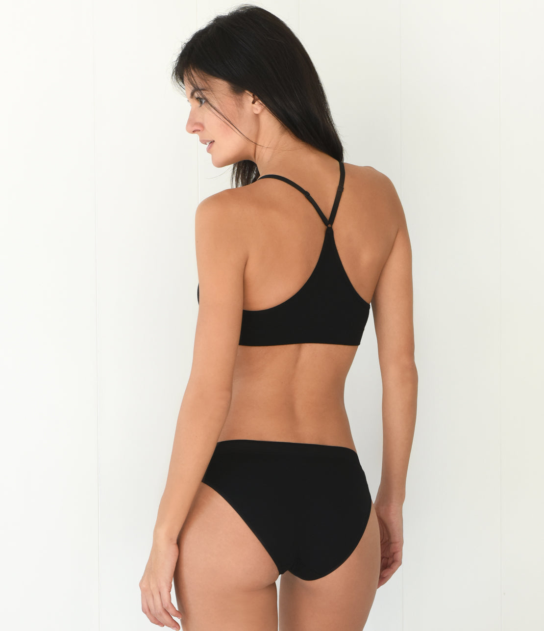 Everyday Pima Cotton Low Rise Bikini