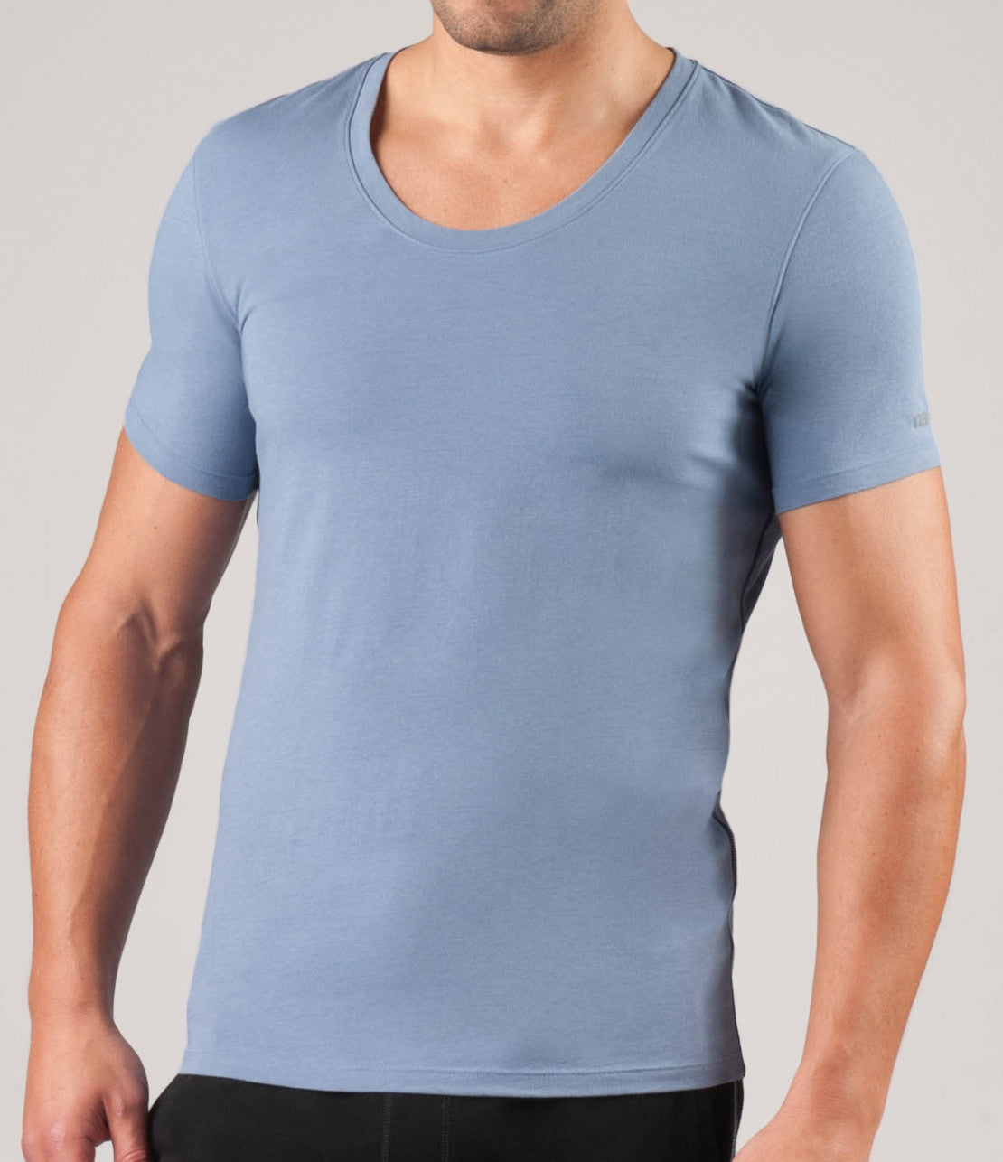 Essential Cotton Stretch Lounge Tee