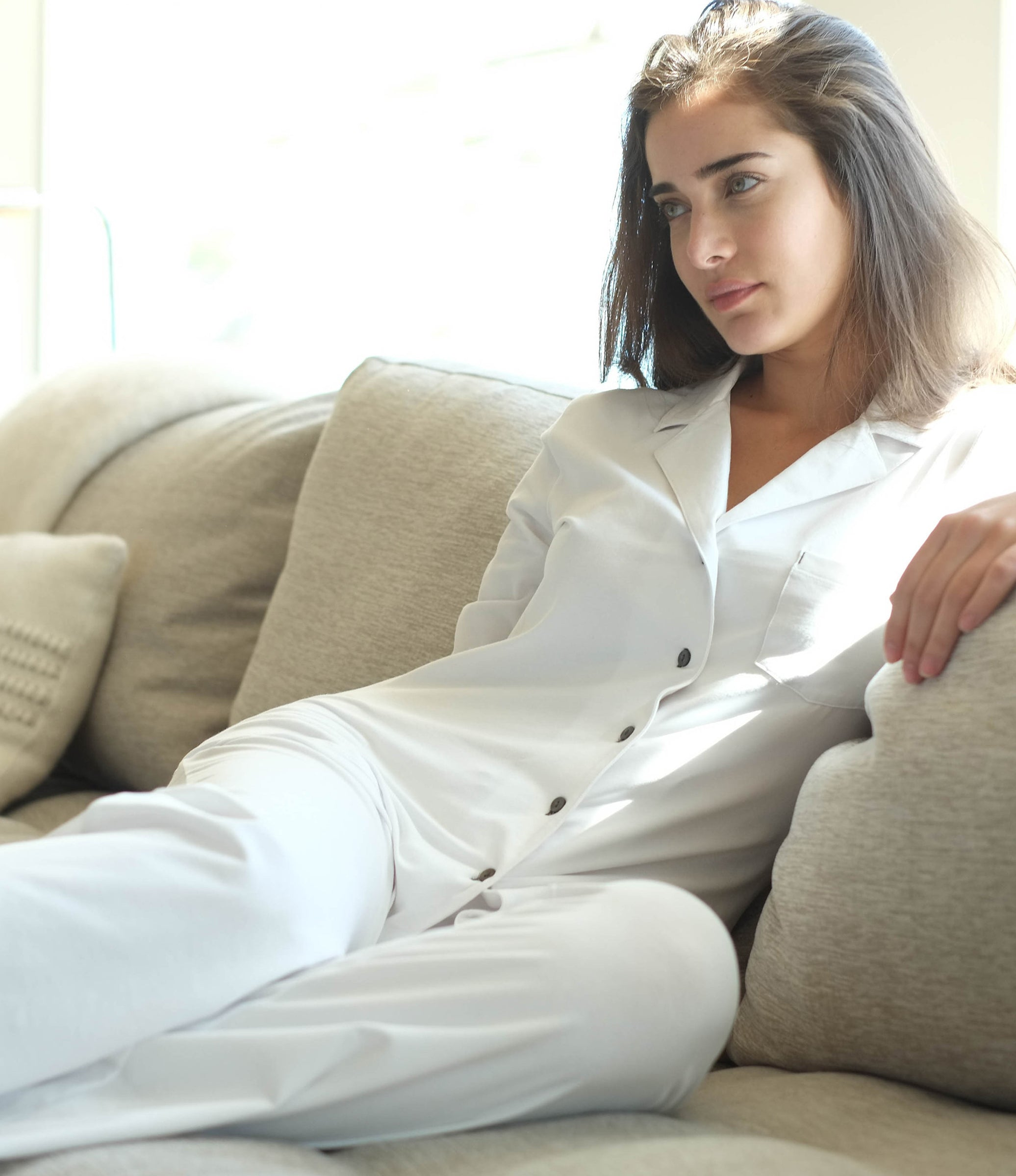 Luxury Modal Sleep PJ Set