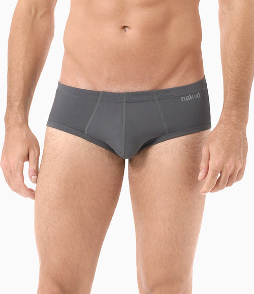Active Microfiber Brief