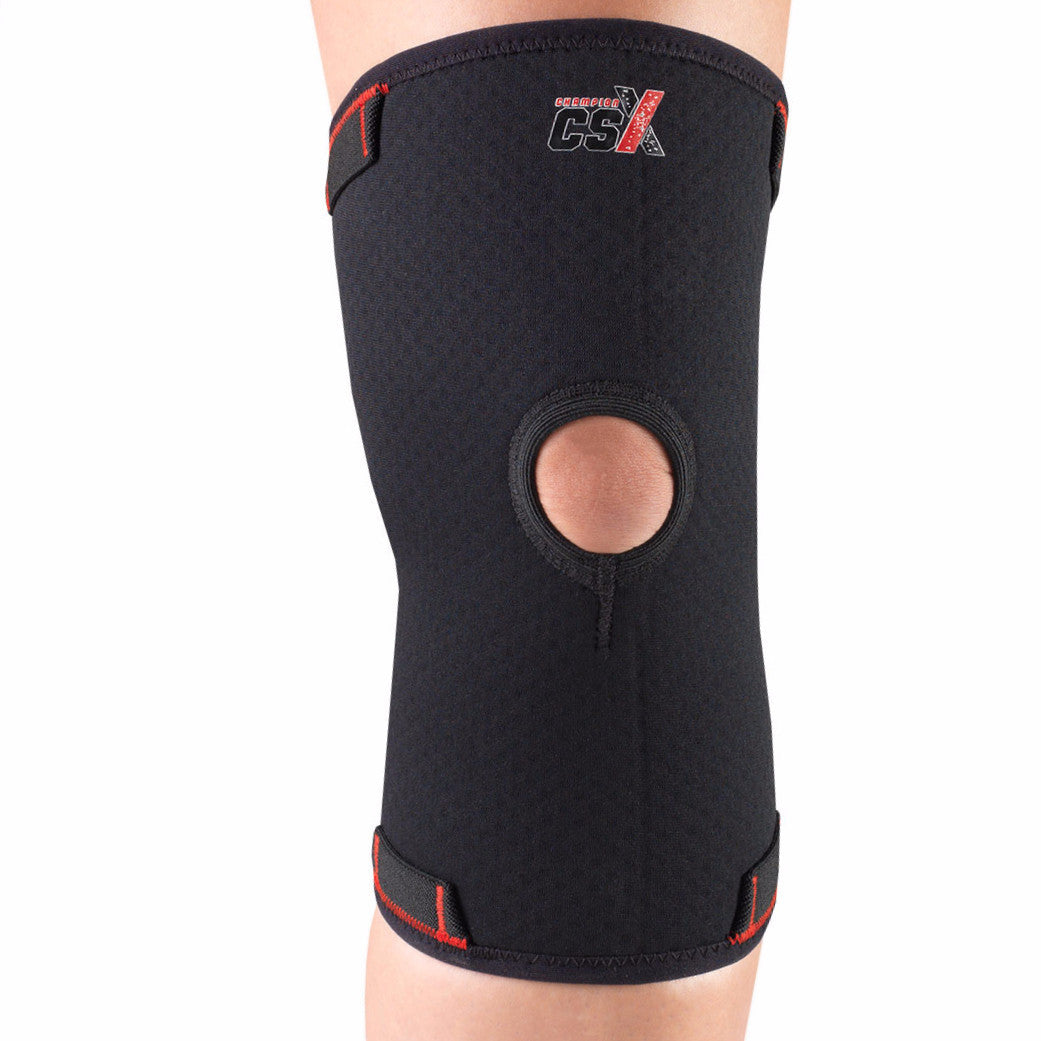 Front View of X515 Knee Sleeve