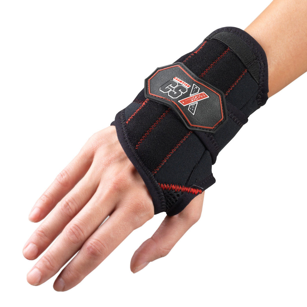 Top View of X632 Wrist Brace