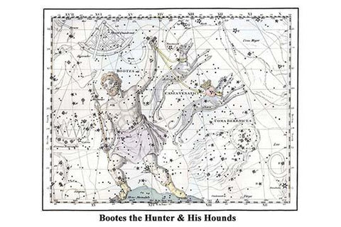 Bootes the Hunter & His Hounds