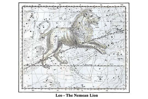 Leo - The Nemean Lion