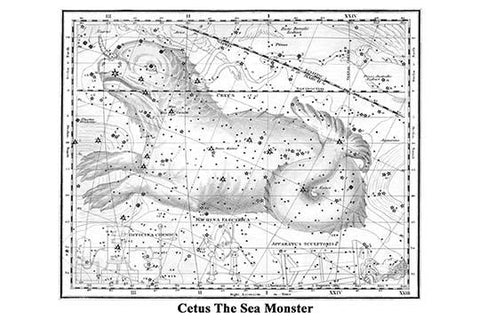Cetus the Sea Monster