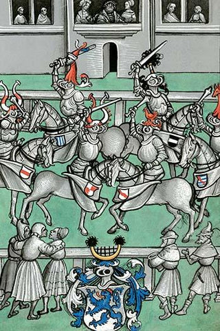 Medieval Tournament melee & Jousting