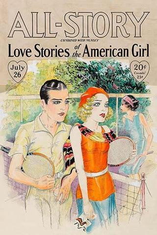Love Stories of the American Girl