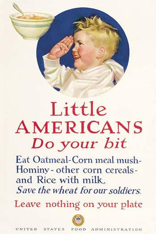 Little Americans: Do Your Bit