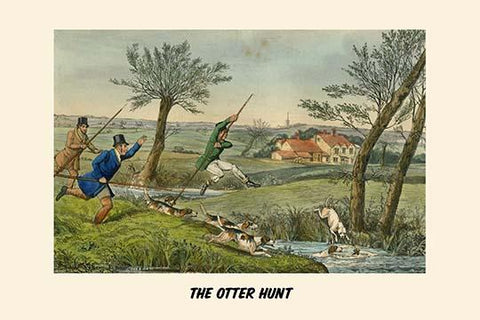The Otter Hunt
