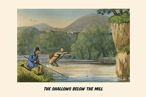 The Shallows below the Mill
