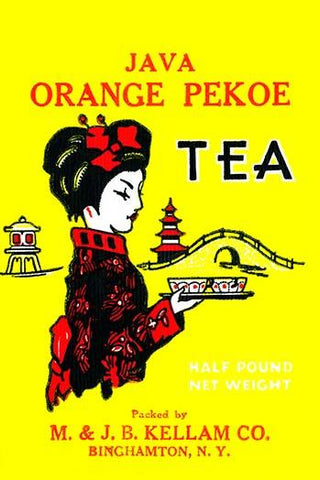 Java Orange Pekoe Tea