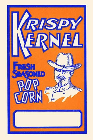 Krispy Kernel Fresh Seasoned Pop Corn