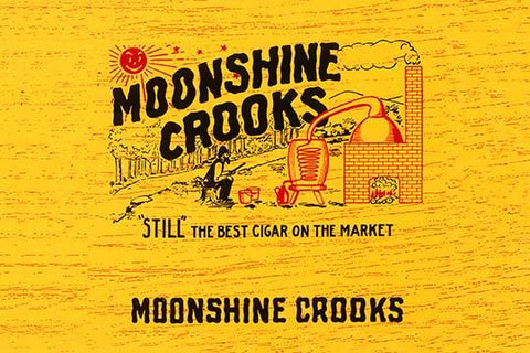 Moonshine Crooks Cigars