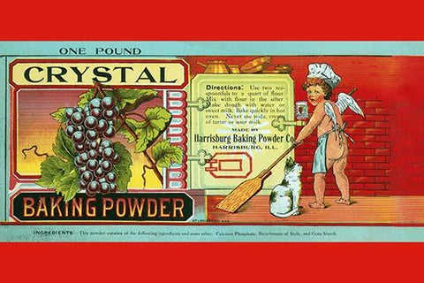 Crystal Baking Powder