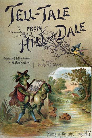 Tell-Tale Hill & Dale Book Cover