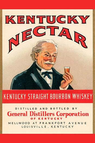 Kentucky Nectar Straight Bourbon Whiskey