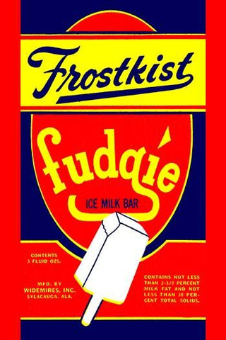 Frostkist Fudgie Ice Milk Bar