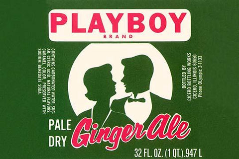 Playboy Ginger Ale
